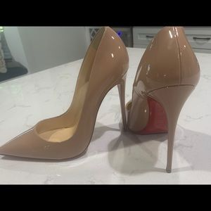 Christian Louboutin So Kate Only Worn Once 39.5
